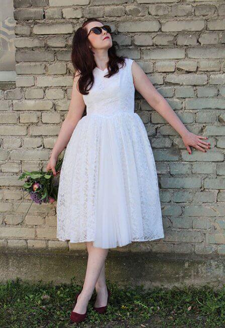 Brautkleid Merle von Vererbt