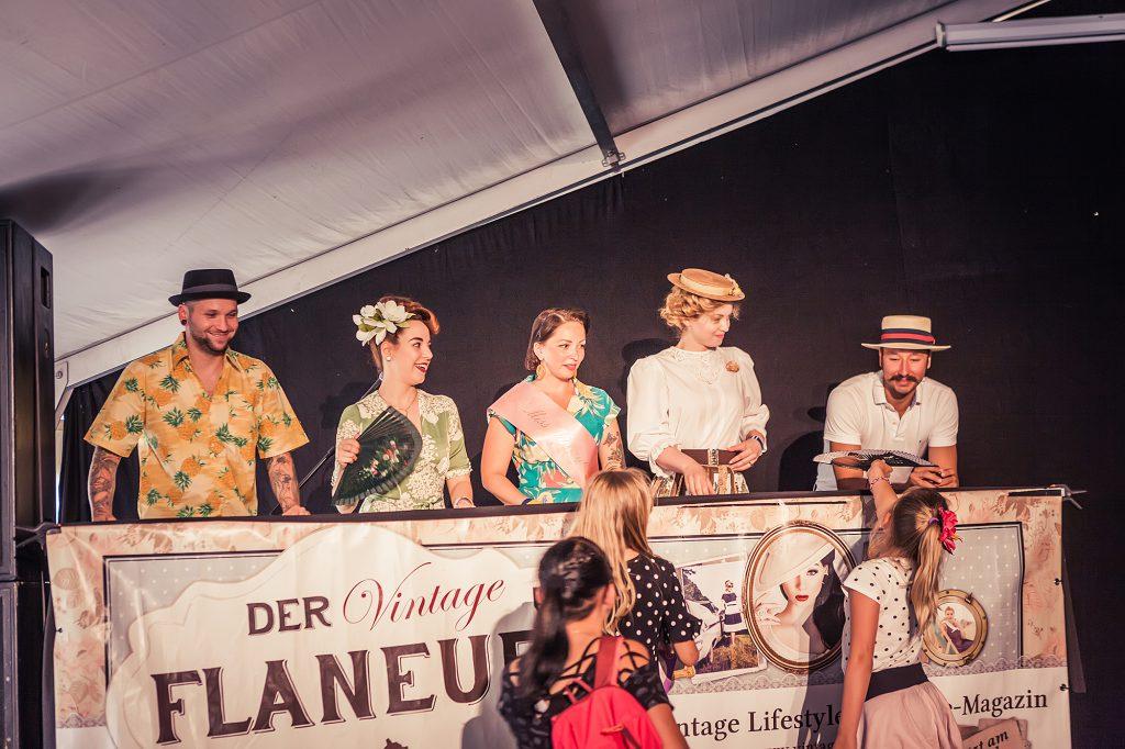 Jury Miss Vintage Flaneur 2019