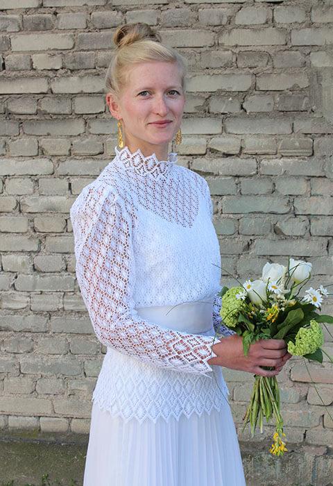 Brautkleid Marion von Vererbt