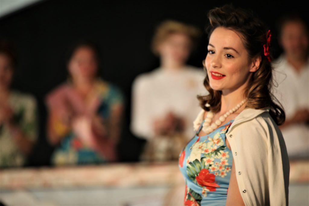 Miss Vintage Flaneur Wahl 2019 Fräulein Lili Marleen