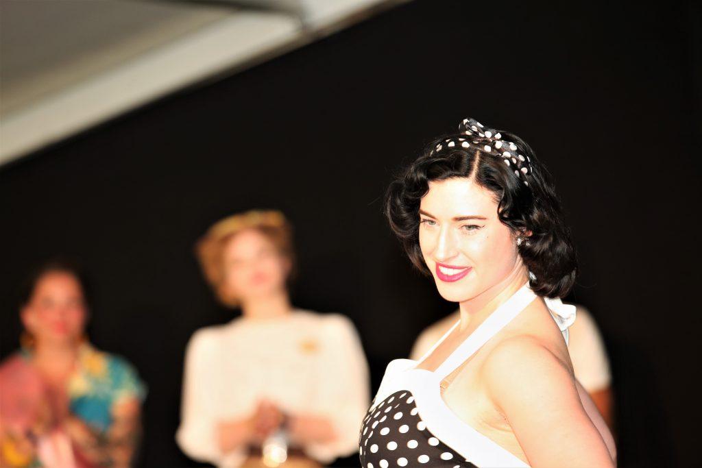 Miss Vintage Flaneur Wahl 2019 Ska la Rich Profil