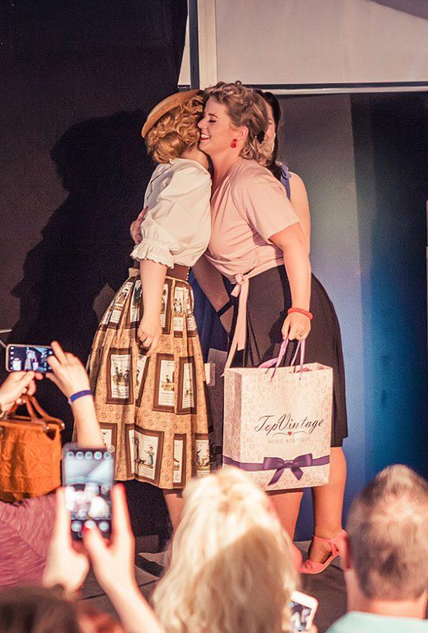 Miss Vintage Flaneur Wahl 2019 Berta von Ulrich ist weiter