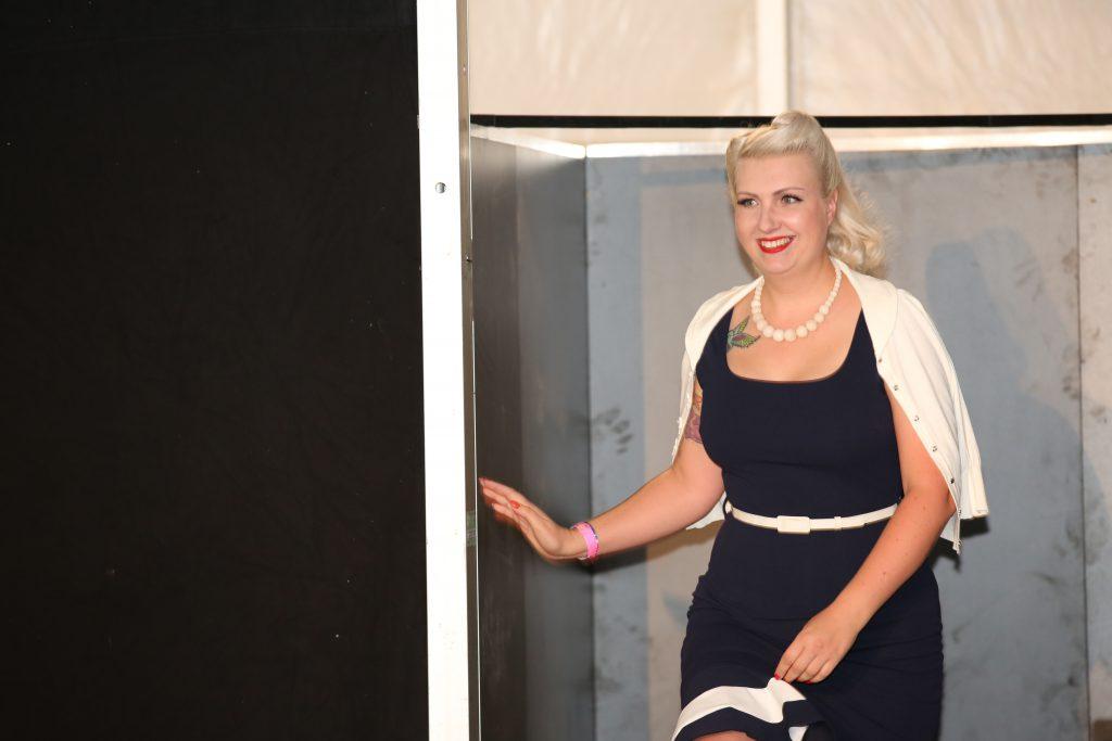 Miss Vintage Flaneur Wahl 2019 Kandidatin LiseLotte