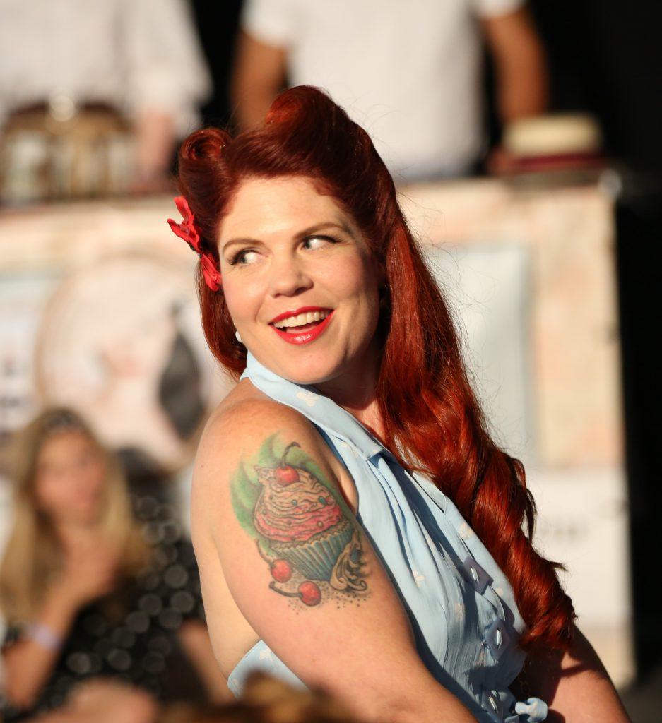 Miss Vintage Flaneur Wahl 2019 Zuckerbiene Miri Lou