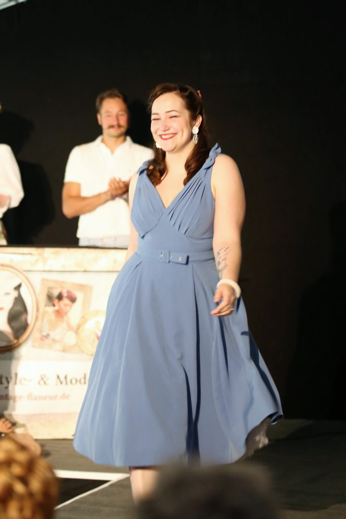 Miss Vintage Flaneur Wahl 2019 Lilly Leòn