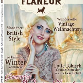 Vintage Flaneur Ausgabe 19 Cover
