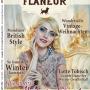 Titel Ausgabe 19 des Vintage Flaneurs