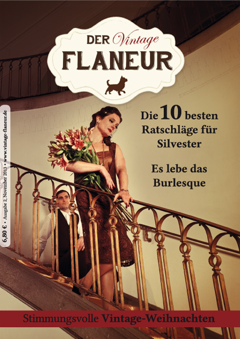 Vintage Flaneur Titelbild Ausgabe 2