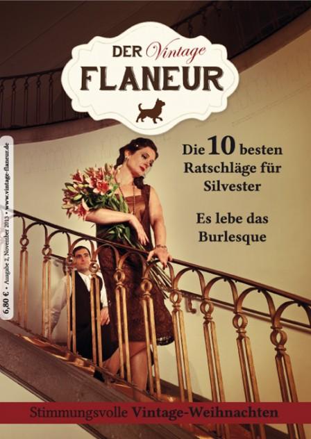Vintage Flaneur Ausgabe 2