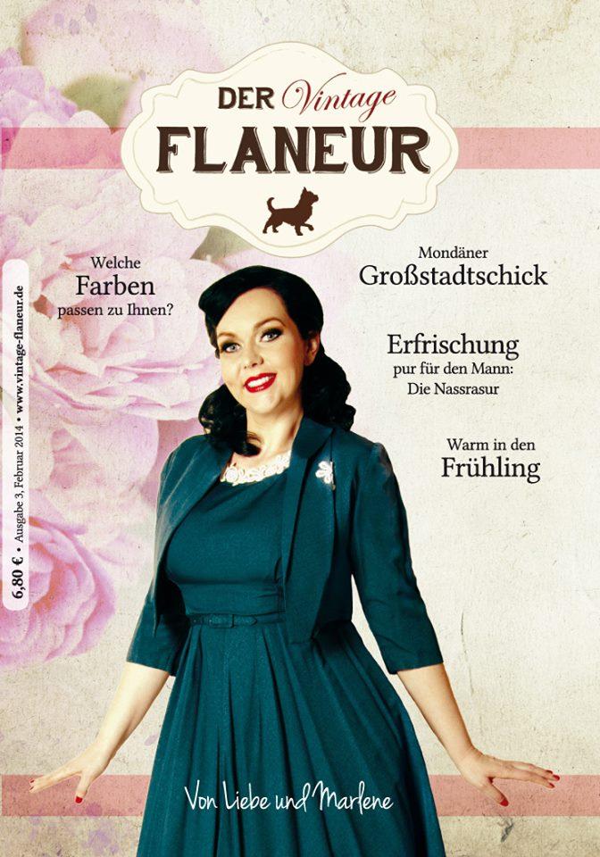 Ausgabe 3 Vintage Flaneur