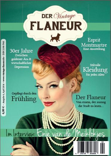 Ausgabe 4 des Vintage Flaneurs