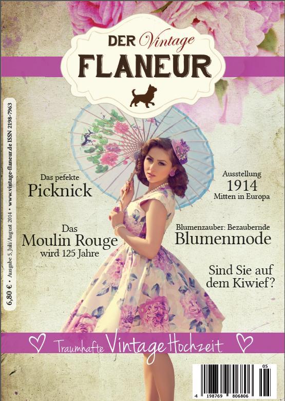 Ausgabe 5 des Vintage Flaneurs