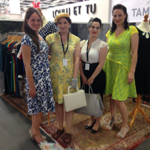The Vintage Flaneur At The Fashionweek Berlin/Summer 2015