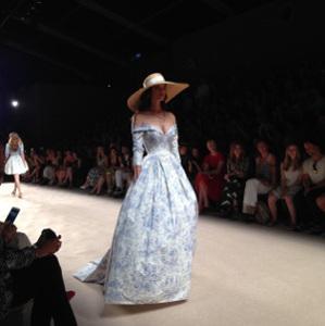 Der Vintage Flaneur bei der Fashionweek Berlin/Sommer 2015