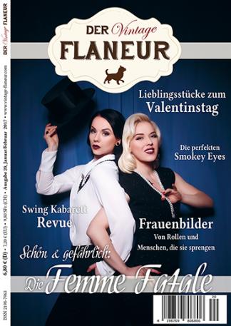 Vintage Flaneur Ausgabe 20 Cover
