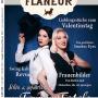 Cover Ausgabe 20 der Zeitschrift Vintage Flaneur