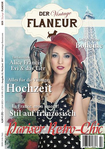 Ausgabe 22 des Vintage Flaneurs