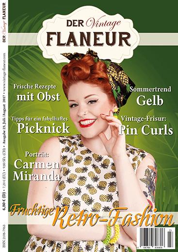 Vintage Flaneur Ausgabe 23