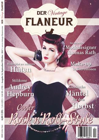 Titel Vintage Flaneur 24