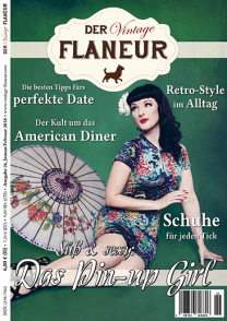 Vintage Flaneur Cover Ausgabe 26 vk