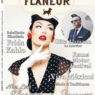 Ausgabe 28 des Vintage Flaneurs