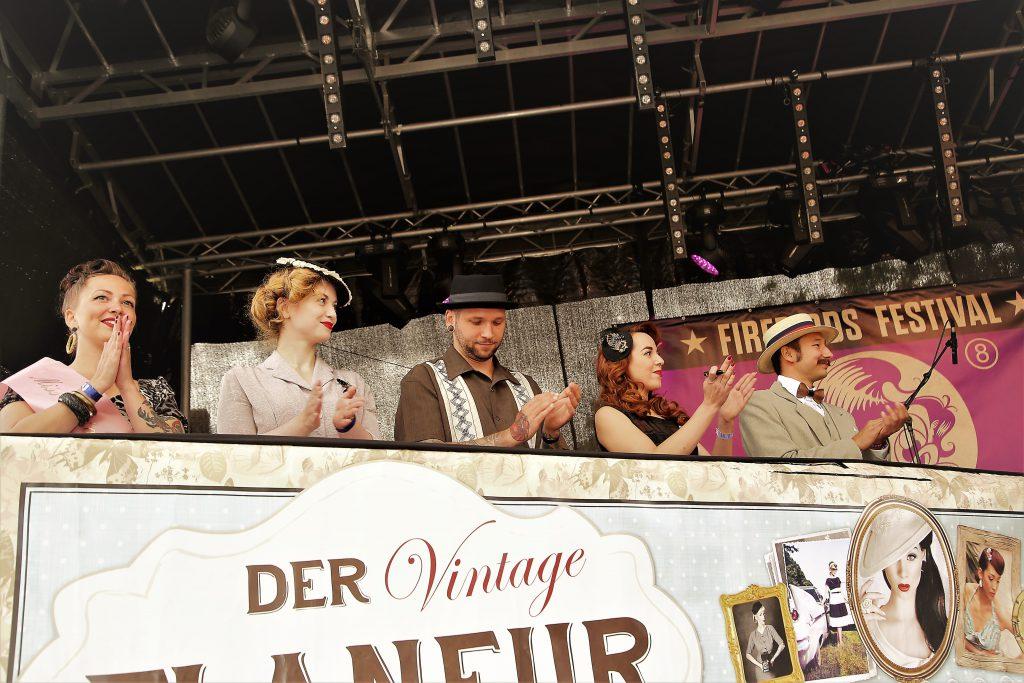 Miss Vintage Flaneur Wahl 2019 Jury Tag 2