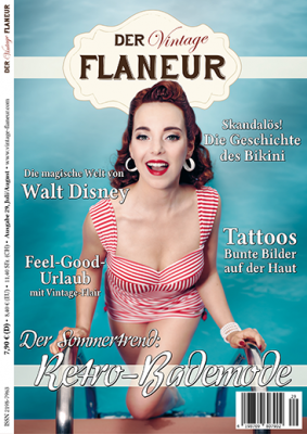 Ausgabe 29 des Vintage Flaneurs