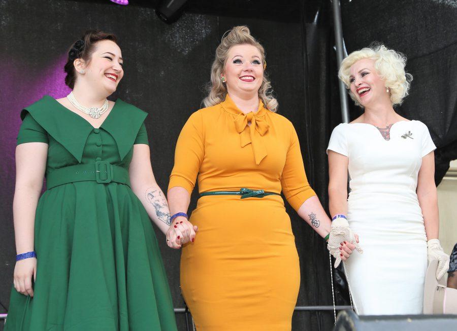 Miss Vintage Flaneur Wahl 2019 Die drei Finalistinnen