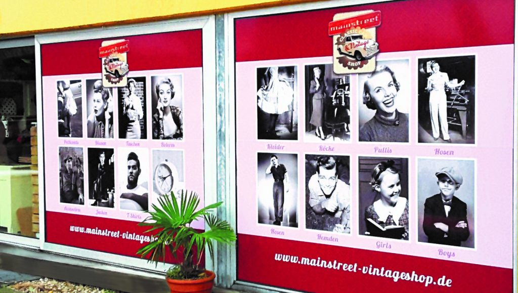 mainstreet Vintage Shop