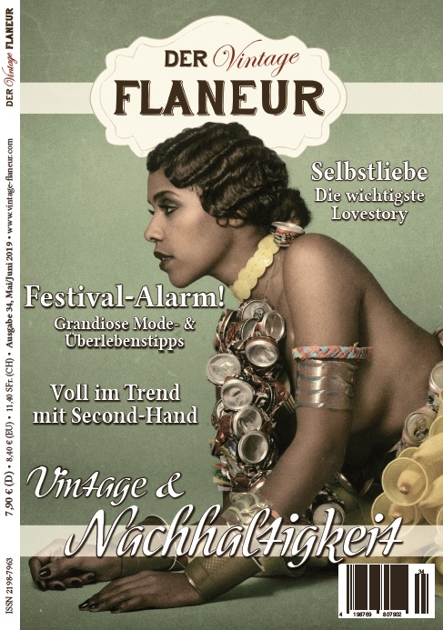 Cover Vintage Flaneur 34 MD