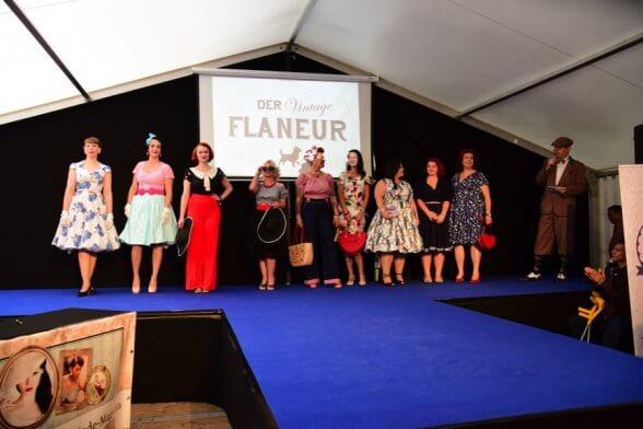 Alle Kandidatinnen zur Miss Vintage FlaneurWahl