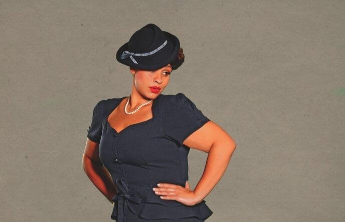 Hüte von Ricarda Engelsberger im Vintage Flaneur