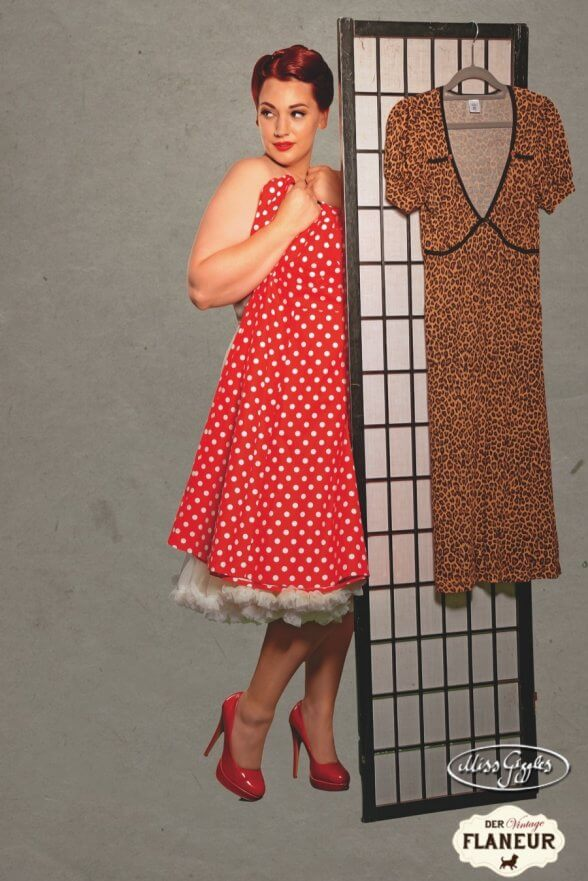 Sieht man etwa meinen Petticoat?!?