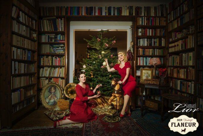 Vintage Weihnachten - Bräuche und Symbole