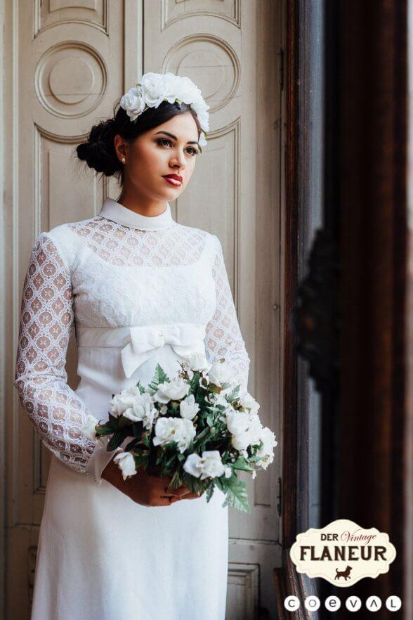 True Vintage Brautkleid von Vererbt