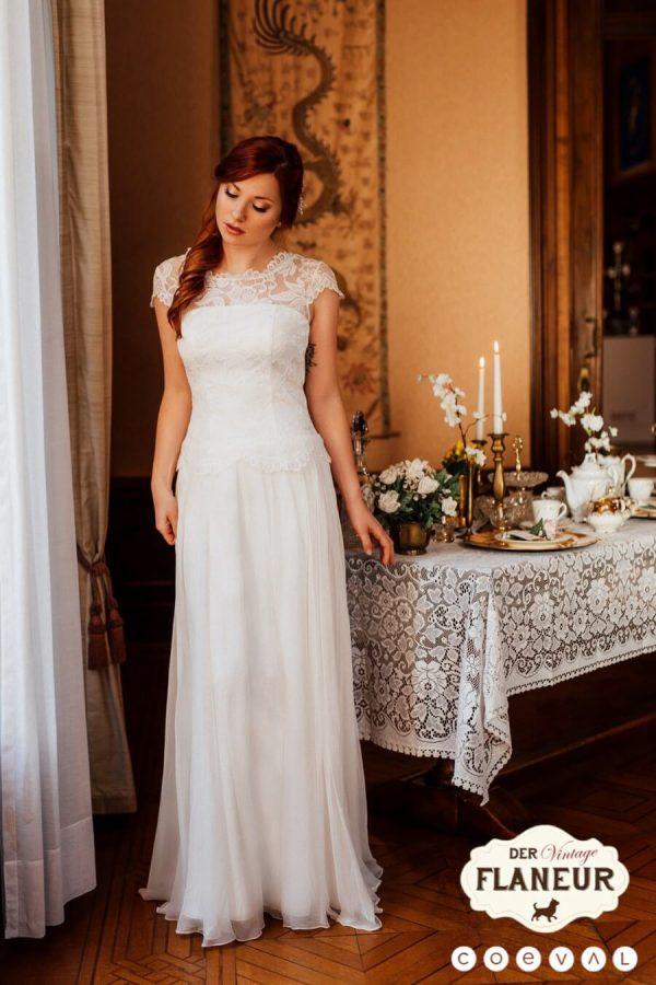 Vintage Brautkleid von küssdiebraut