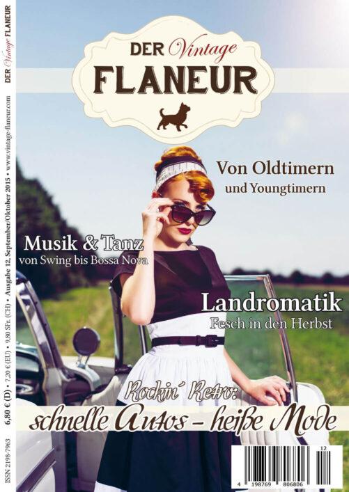 Ausgabe 12 des Vintage Flaneurs