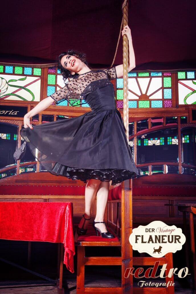 Ein Petticoat kann auch elegant sein