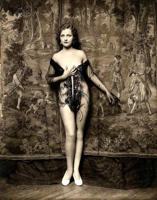 Dame der 20er Jahre