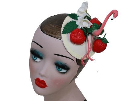 Headpiece Strawberringo von Kleinkariert