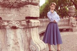 Vintage Mode kann auch Alltagstauglich sein