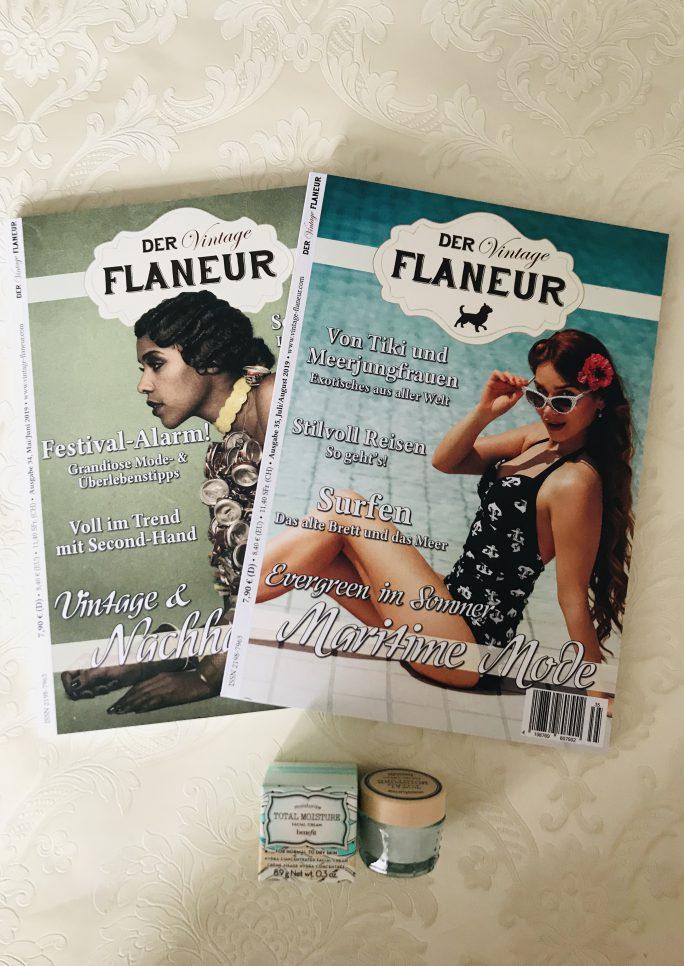 Vintage Flaneur Abo mit Creme