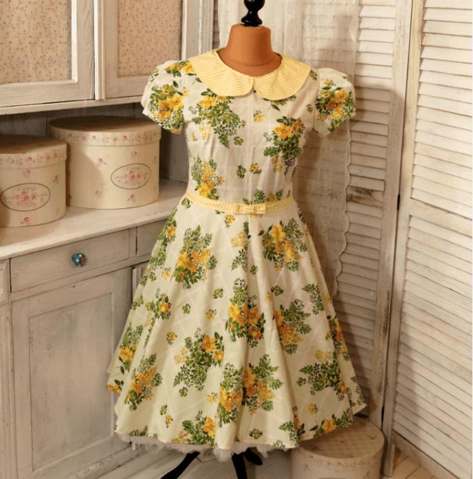 Vegane Vintage Mode von Glücksgöttin
