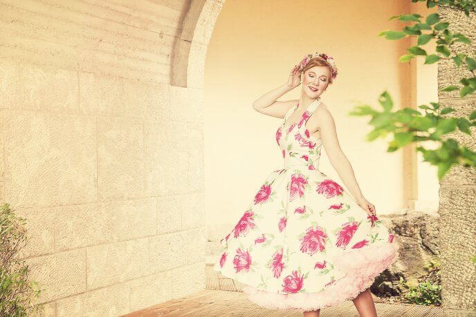 Wieviel darf man vom Petticoat sehen?