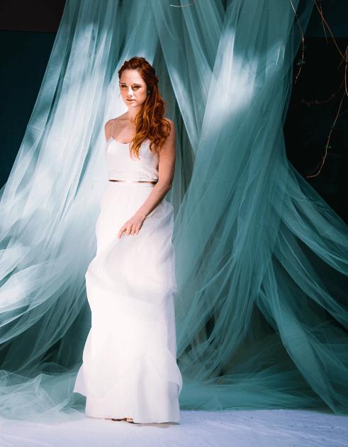 Vintage Brautkleid Fleur von noni