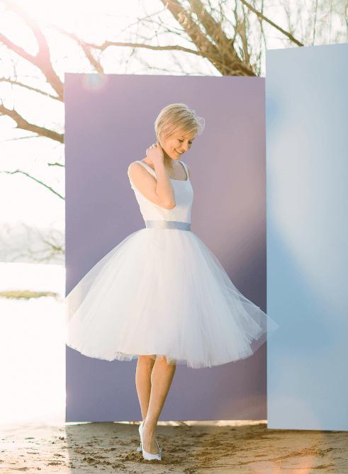 Vintage Brautkleid Mia von Noni
