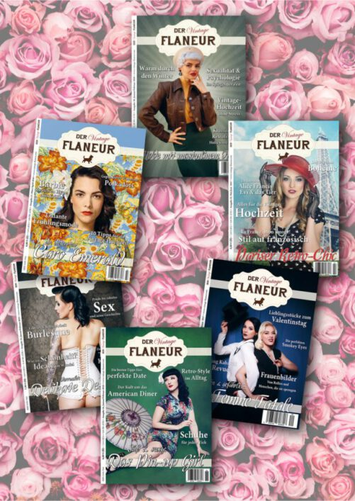 Vintage Flaneur Love-Bundle
