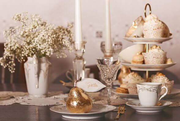 """Thementisch """"Wedding Table"""" von Goldröschen"""