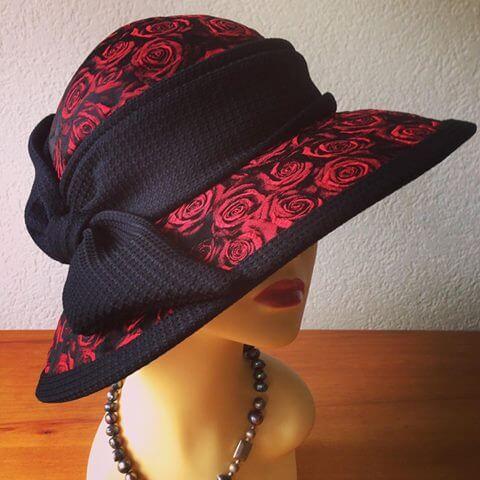 vintageinspirierter Hut