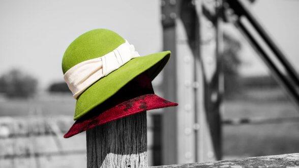 Vintage Hüte von Antia - Der Hutmacherin